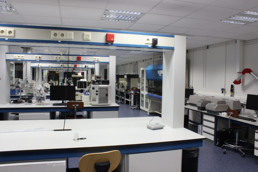 Laboratory of Delft Solids Solutions